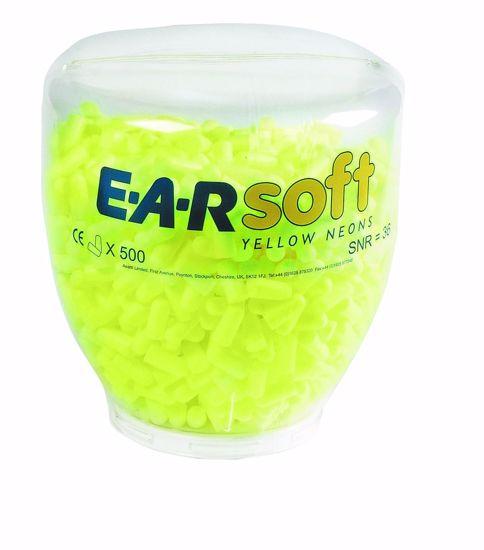 Obrázek E.A.R.Soft plast zásobník 500p PD-01-002