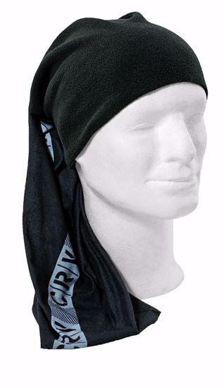 Obrázek APLIN šátek multifunkční zimní černá -