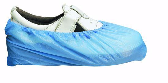 Obrázek RENUK návlek na obuv modrý 15x36cm
