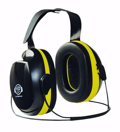 Obrázek ED 2N sluchátka-krk EAR DEFENDER yellow